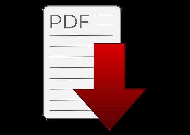Ligo al PDF-elŝuto